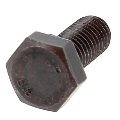 CH Acero 8.8 Negro Rosca Total Din 933