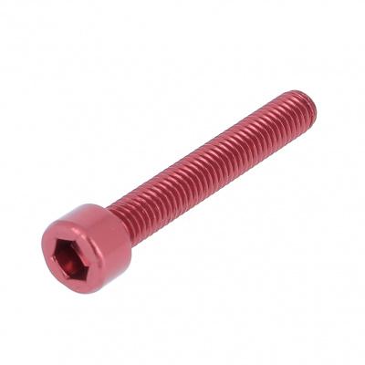 Blister de 5 CFHH Aluminio P60 OA Rojo
