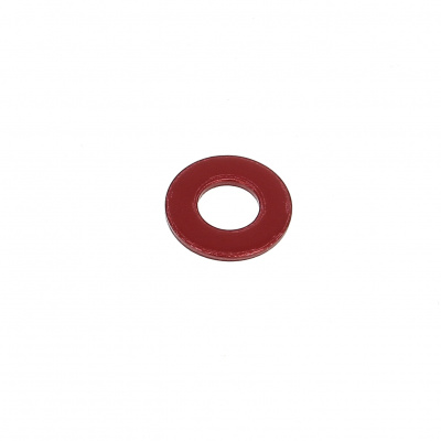 Blister de 5 Arandelas Serie M AG3 OA Rojo